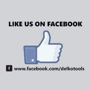 Join the Delko Tools Facebook Page!