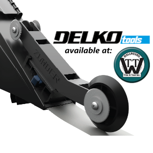 Delko Zunder Banjo Taper now available from Wallboard Trim & Tape Canada