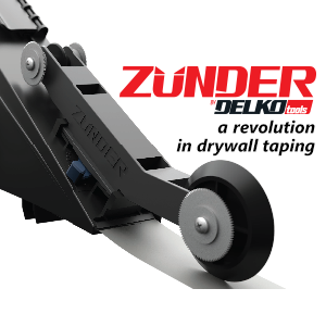 Introducing Zunder - a revolution in taping