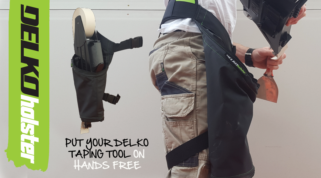 Put your Delko Taping Tool on Hands Free