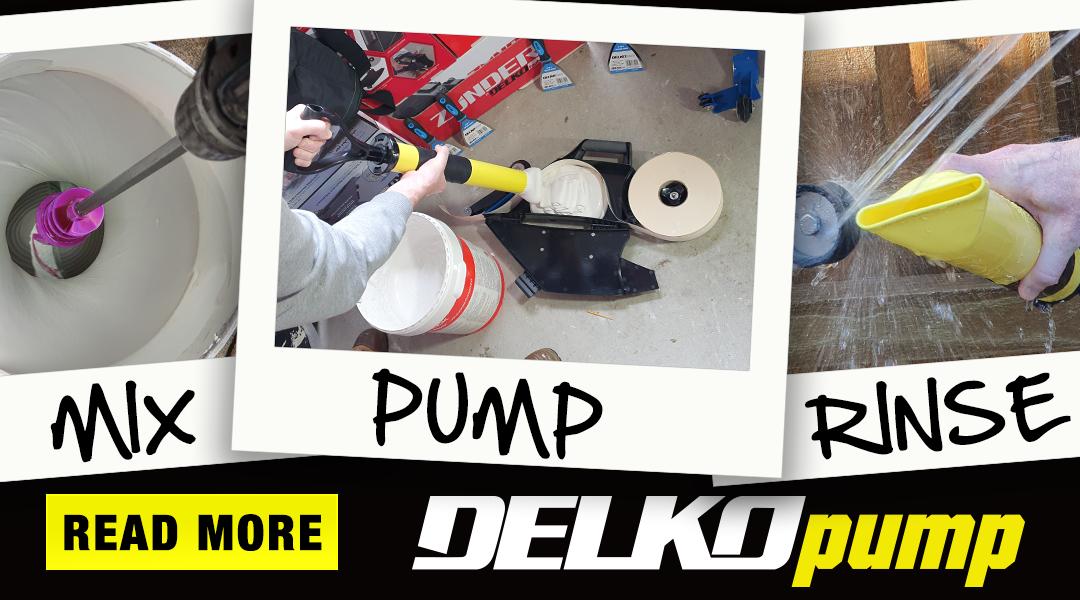 Delko Tools Pump