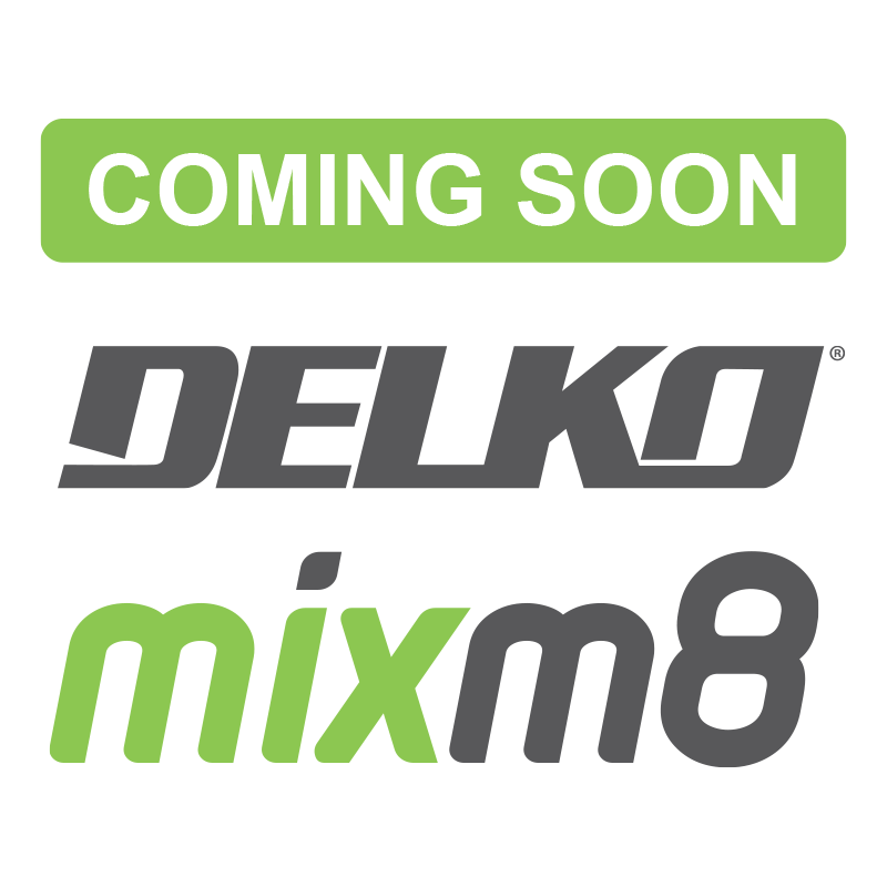 Delko Tools is pleased to announce the acquisition of the MixM8 design.